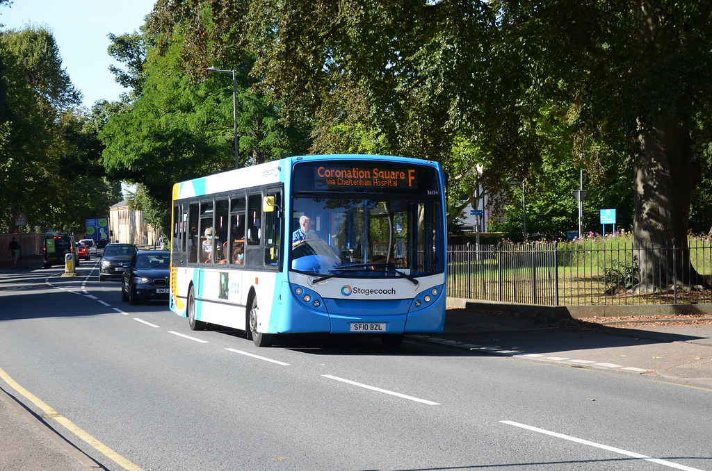 Stagecoach SF10 BZL, Cheltenham