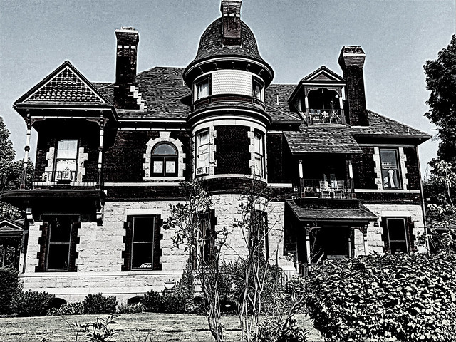 great mansion