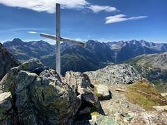 Between Engadin and Val Bregaglia