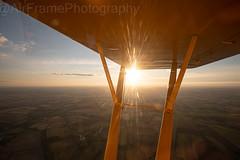 Sunset flying.....