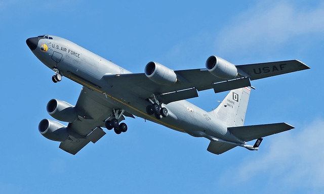 Boeing KC-135R Stratotanker 63-8878/D [18726/T0709]