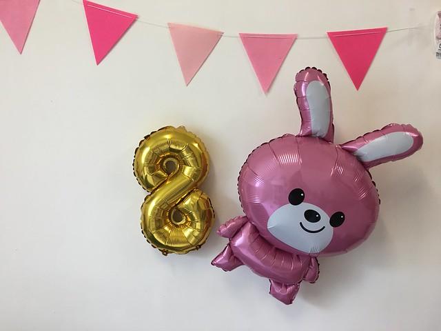 Happy Birthday to Lulu