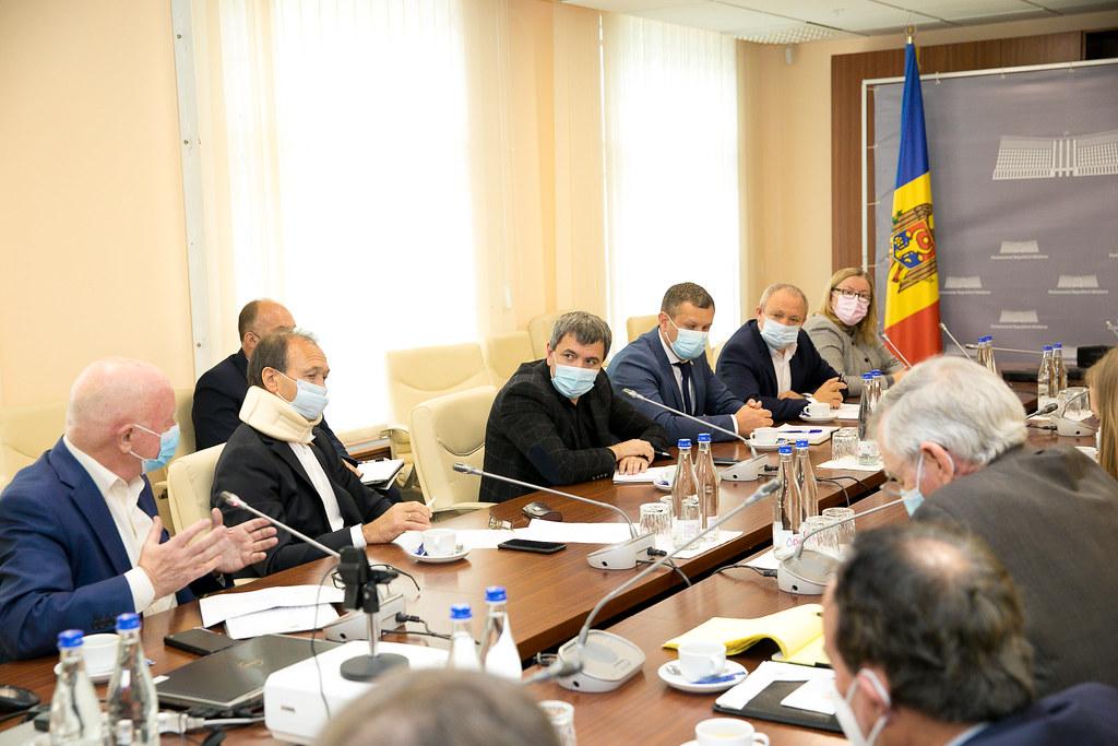 21.09.2021 - Ședința Comisiei securitate națională, apărare și ordine publică