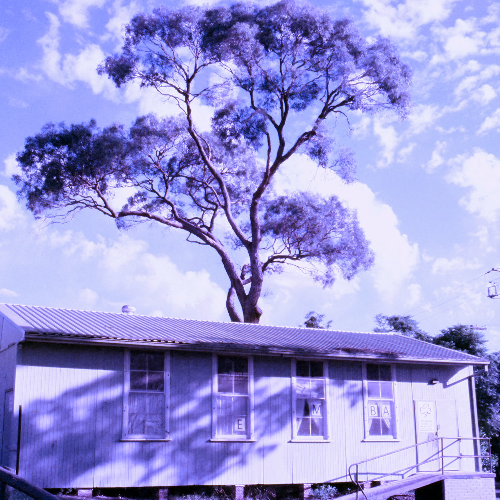 The old scout hut, Loftus, NSW