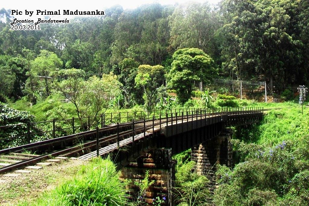 Obedeella Bridge in 20.03.2011 by Primal Madusanka