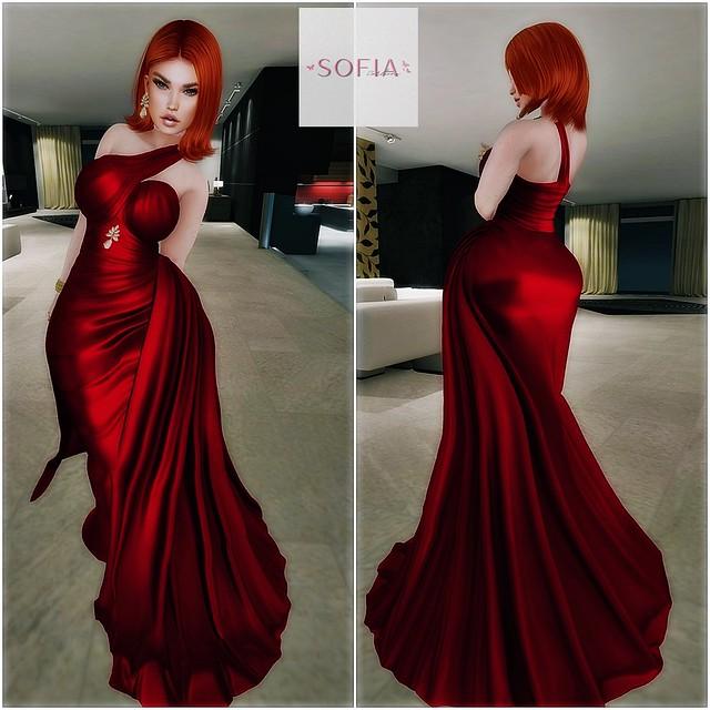 -SOFIA- Laura Gown @ The Inithium Event