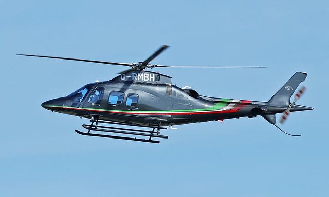 AgustaWestland AW109S Trekker G-RMBH [22733]