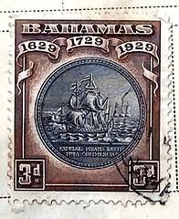 Bahamas Tercentennary
