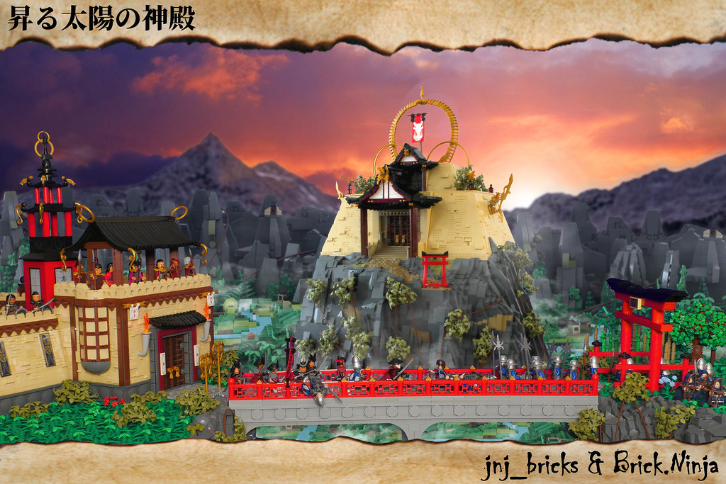 Temple of the Rising Sun