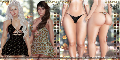""""""" VOOH """" GROUP GIFTS 80 & 81"""