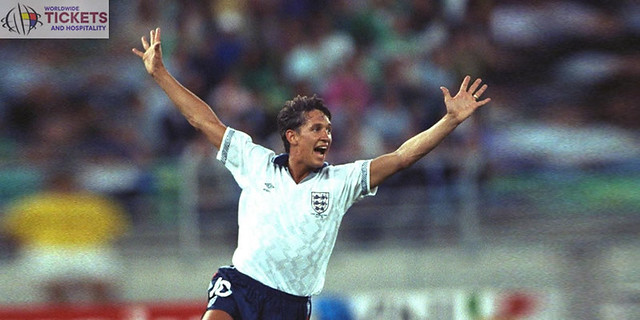 England Football World Cup: There is no striker of England Football Word Cup Squad like Gary Bloody Lineker