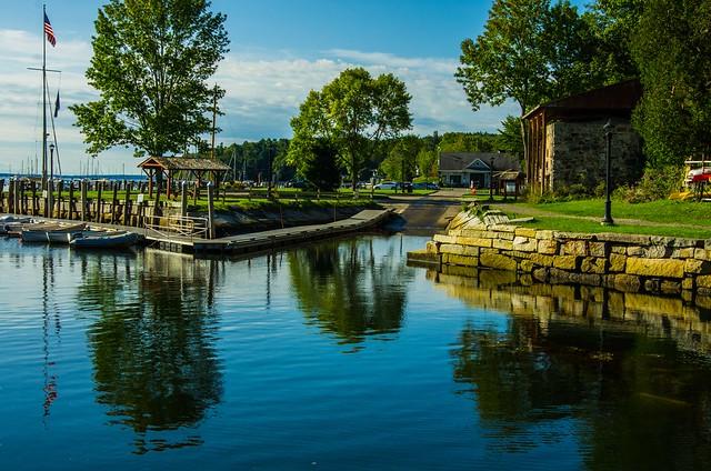 Marine Park, Rockport, ME