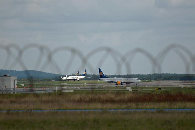 BER Brandenburg 21.9.2021 Boeing 737
