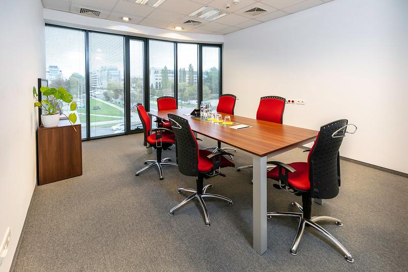 getsix® Warsaw - Internal Office