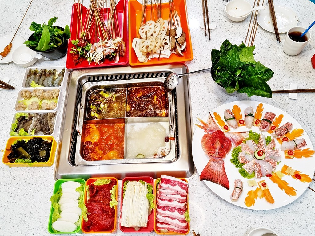 Meal Flat Lay