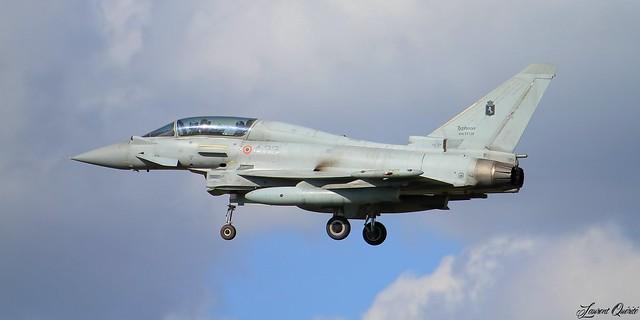 4-33 / MM55130 - Eurofighter EF-2000A Typhoon