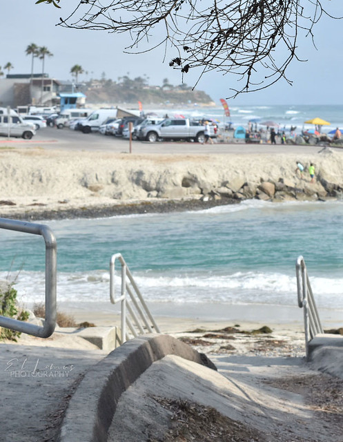 the Blues at Cardiff by the Sea, San Diego, California.