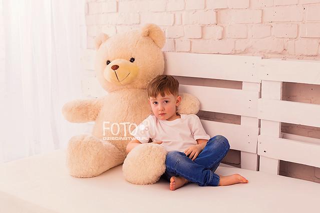 Little boy's portrait
