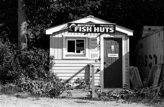 Mitchell's Fish Huts
