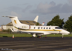 Kelly Airways Ltd. Phenom 300 M-KELY