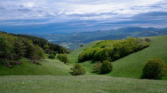 La valle incantanta