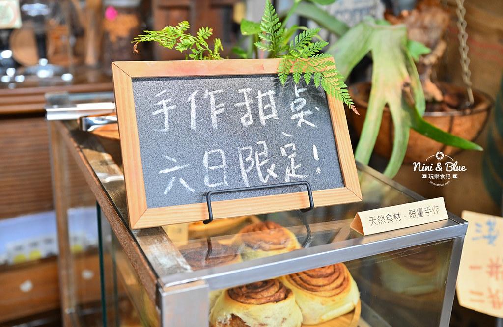 5J cafe BOB大里花市咖啡肉桂捲02