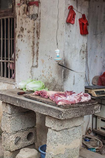 Boucherie chinoise
