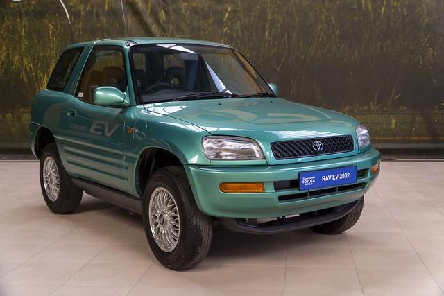Toyota RAV4 EV (2002)