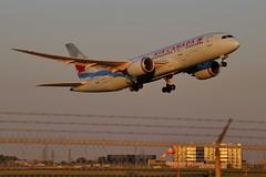 Air Canada Boeing 787-8, C-GHPQ - Toronto Pearson