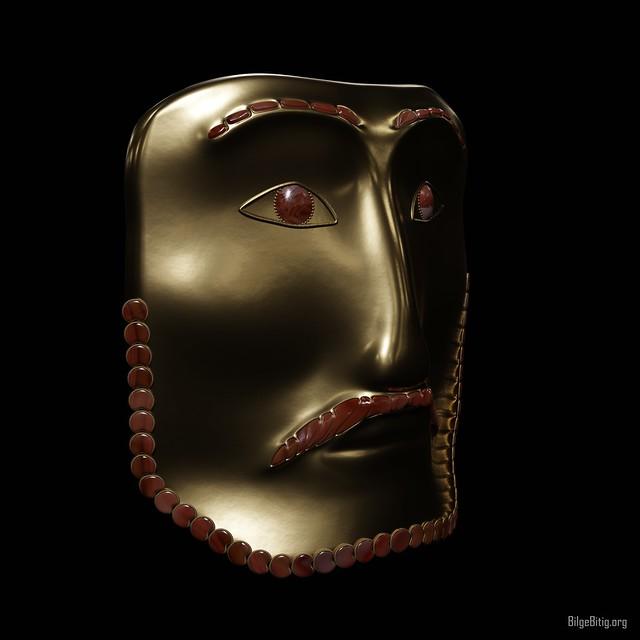 Hunnish Mask