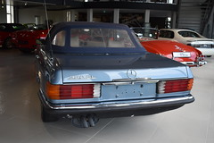 Mercedes-Benz 350 SL (R107)