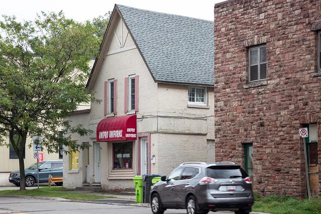 No. 114 East Street, Sault Ste. Marie, Ontario, Canada