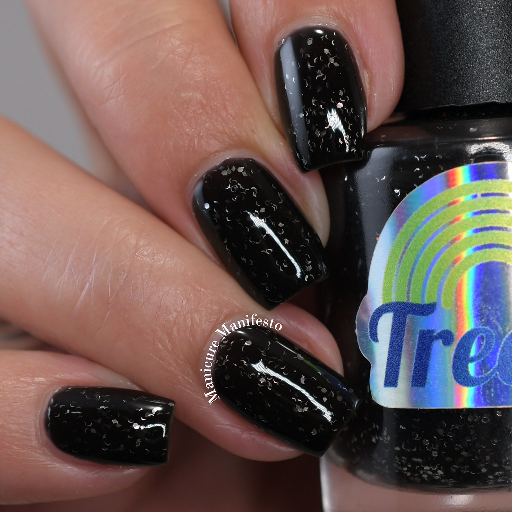 Treo Lacquer Shiver review