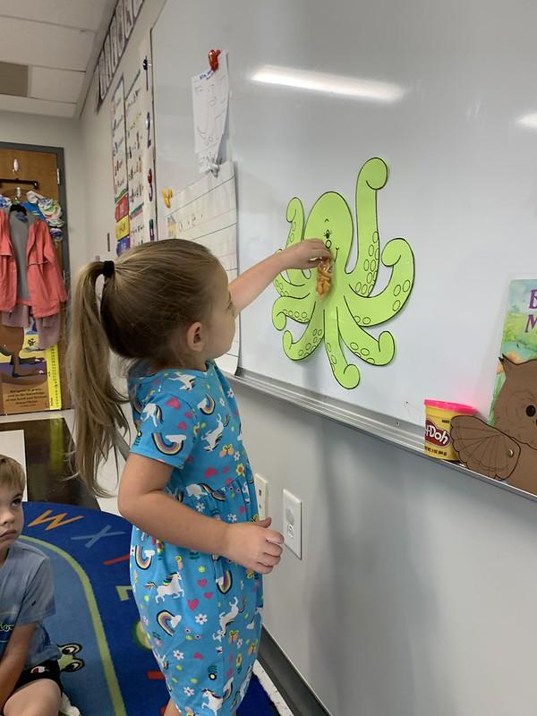 GCS Preschool fun