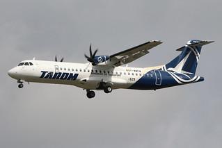 F-WWEW ATR72-400 210921 TLS