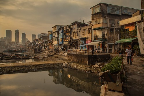 unsafe living conditions. From Linking Human Rights and Climate Change