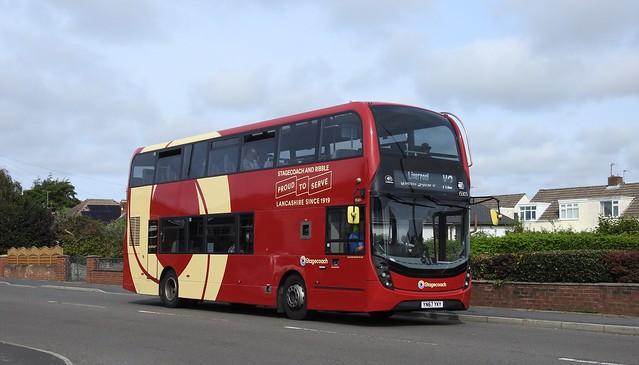 Stagecoach 15305 YN67YKY Formby 21 September 2021