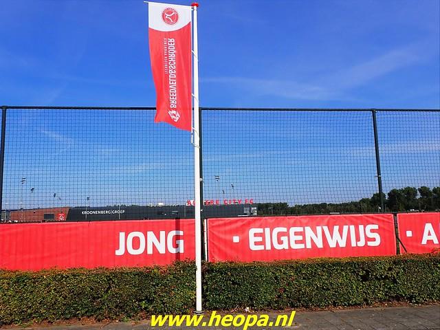 2021-09-20            Almere - Duin         39 Km   (11)