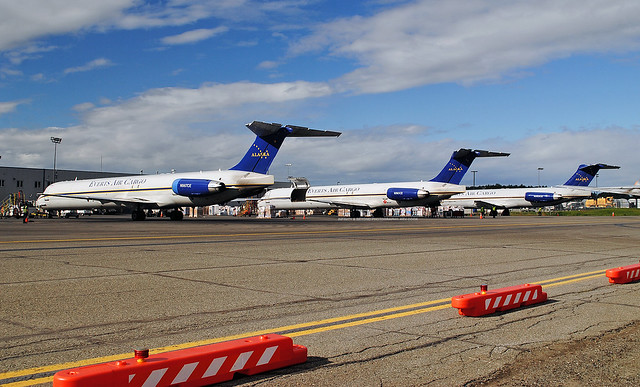 Evert Air Cargo MD-80 Freighters