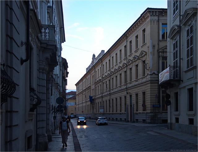 Palazzo in Asti, Piemont Italy