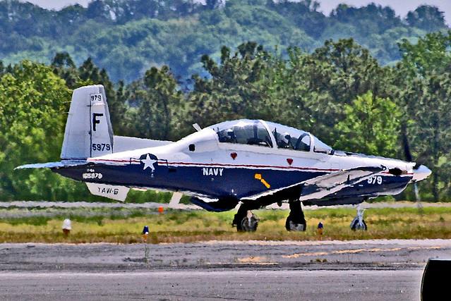 165979   (5979) Raytheon T-6A Texan II [PT-137] (United States Navy) Atlanta-Dekalb Peachtree~N 23/04/2010