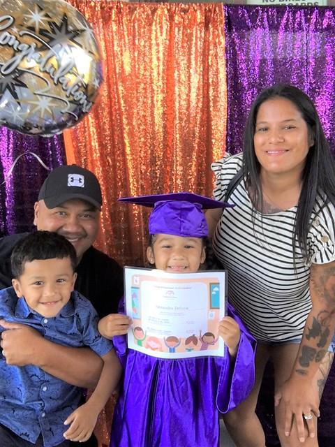 Pre-K Graduation 2021
