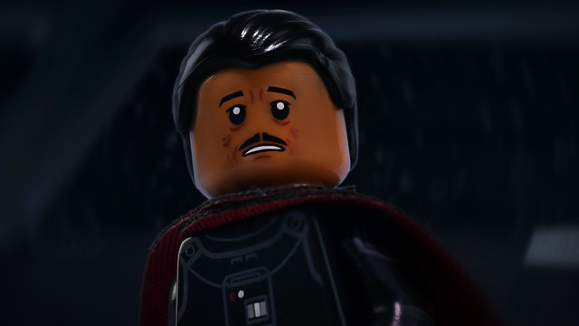 LEGO Star Wars : The Mandalorian S2 - Game Over