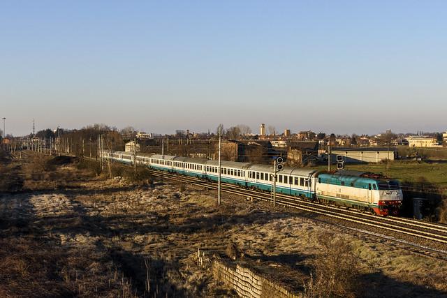 TI E.444.R.006 presso Codogno ( Lo )