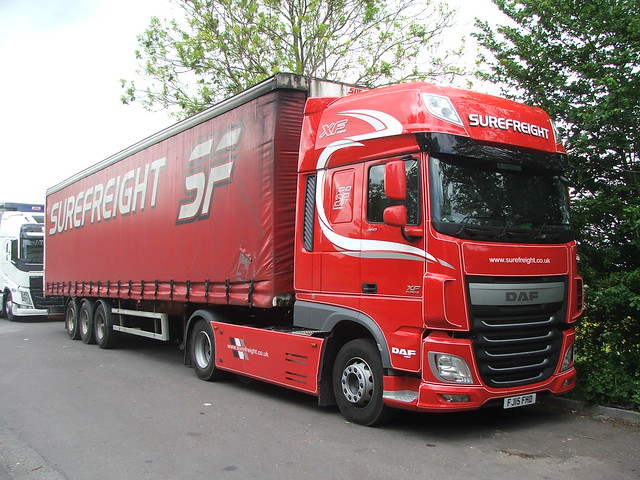 DAF XF - Superfreight