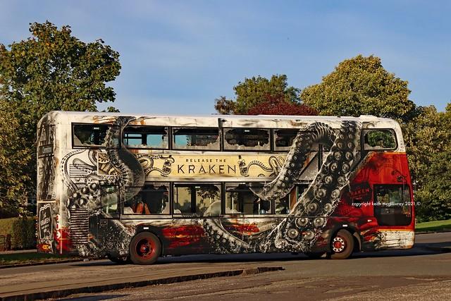 Lothian Buses: 21.09.21