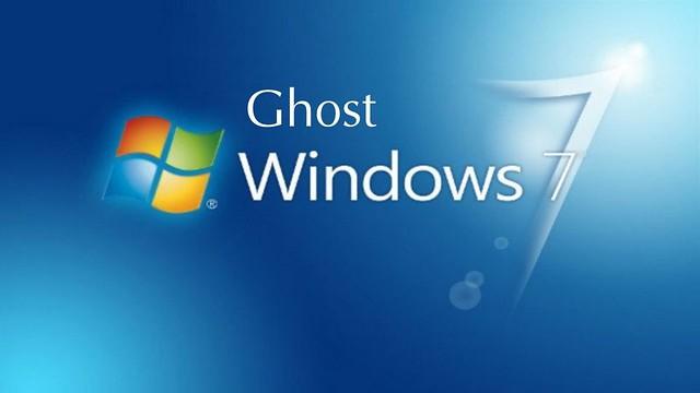Cách Ghost Win 7 Full 32 bit, 64 bit chi tiết, mới nhất 2021