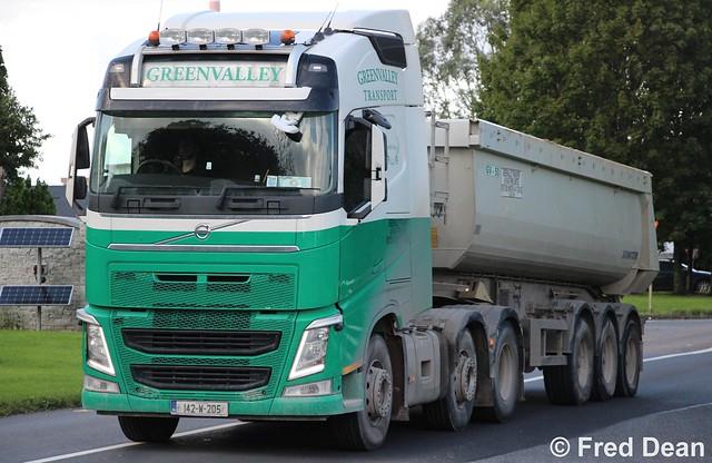 Greenvalley Transport Volvo FH (142-W-205).