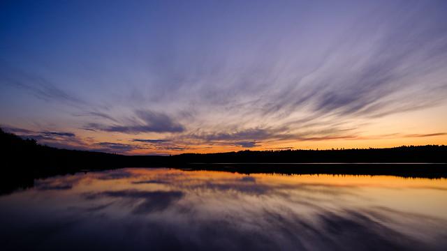 Middle Range Pond, Maine