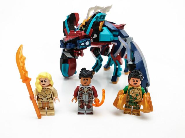 LEGO Marvel Eternals Deviant Ambush (76154)